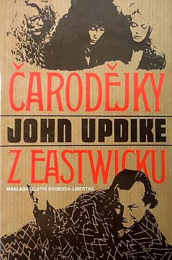 Čarodějky z Eastwicku obálka knihy