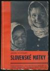 Slovenské matky