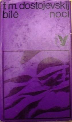 Bílé noci obálka knihy