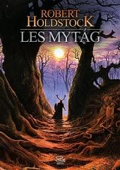 Les mytág obálka knihy