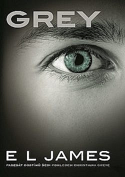 Grey obálka knihy
