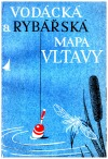Vodácká a rybářská mapa Vltavy