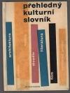Přehledný kulturní slovník