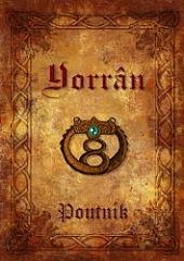 Yorrân I: Poutník obálka knihy