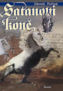 Satanovi koně obálka knihy