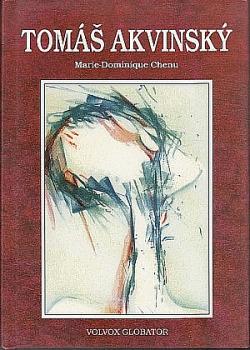 Tomáš Akvinský obálka knihy