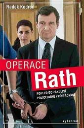 Operace Rath obálka knihy