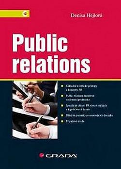 Public relations obálka knihy