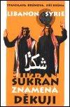 Šukran znamená děkuji