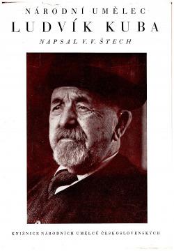 Ludvík Kuba obálka knihy