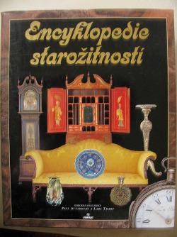 Encyklopedie starožitností obálka knihy