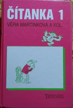 Čítanka 1 obálka knihy