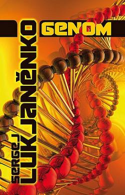 Genom obálka knihy