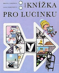 Zimní knížka pro Lucinku