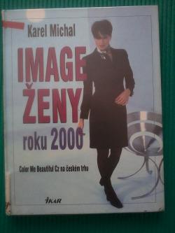 Image ženy roku 2000 obálka knihy