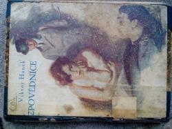 Zpovědnice obálka knihy