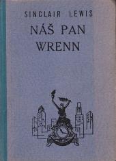 Náš pan Wrenn obálka knihy