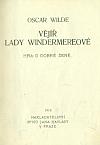 Vějíř lady Windermereové