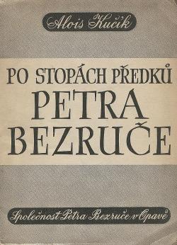 Po stopách předků Petra Bezruče obálka knihy