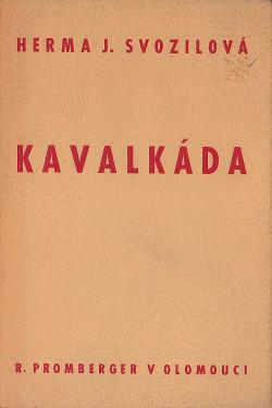 Kavalkáda(Z deníku válečného) obálka knihy