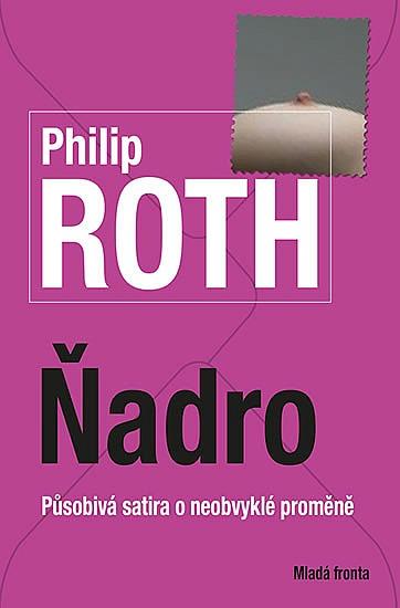 Výsledek obrázku pro ňadro philip roth