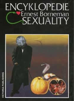 Encyklopedie sexuality obálka knihy