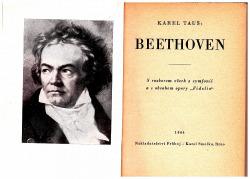 Beethoven obálka knihy