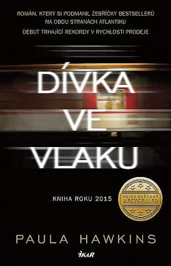 Dívka ve vlaku obálka knihy