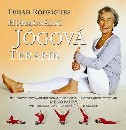 Hormonální jógová terapie obálka knihy