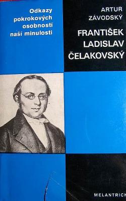 František Ladislav Čelakovský obálka knihy