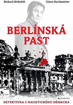 Berlínská past obálka knihy