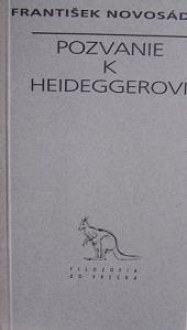 Pozvanie k Heideggerovi obálka knihy