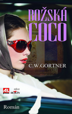 Božská Coco obálka knihy