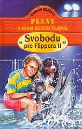 Svobodu pro Flippera II obálka knihy