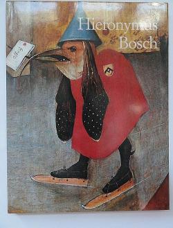 Hieronymus Bosch obálka knihy