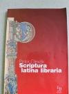 Scriptura latina libraria