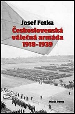 Československá válečná armáda 1918-1939 obálka knihy