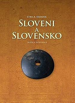Sloveni a Slovensko obálka knihy