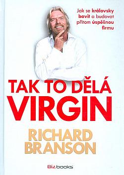 Tak to dělá Virgin obálka knihy