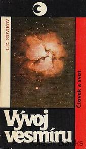 Vývoj vesmíru obálka knihy