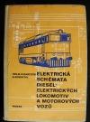 Elektrická schémata diesel-elektrických lokomotiv a motorových vozů