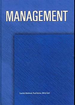 Management obálka knihy