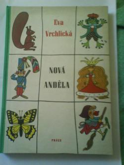 Nová Anděla obálka knihy