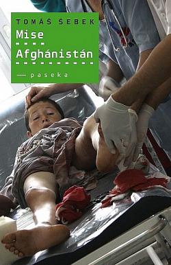 Mise Afghánistán obálka knihy