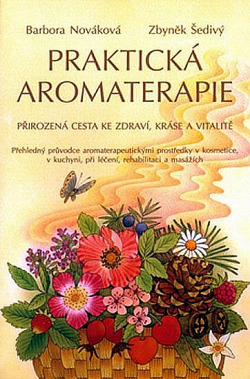 Praktická aromaterapie obálka knihy
