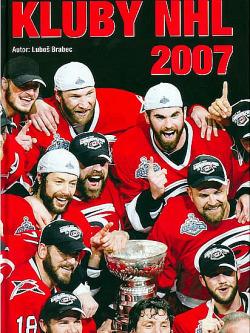 Kluby NHL 2007 obálka knihy