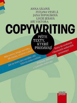Copywriting obálka knihy