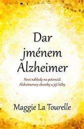 Dar jménem Alzheimer obálka knihy