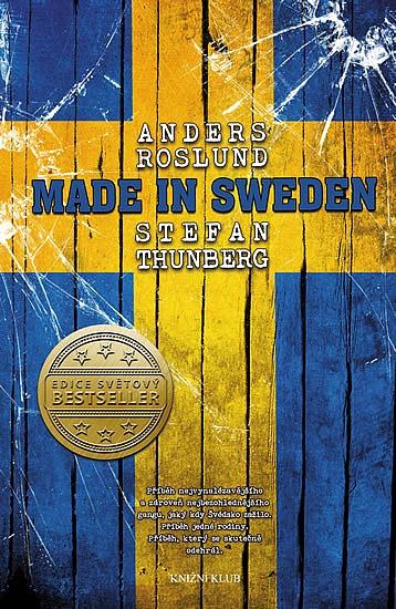 Výsledek obrázku pro made in sweden kniha