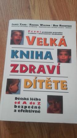 Velká kniha zdraví dítěte